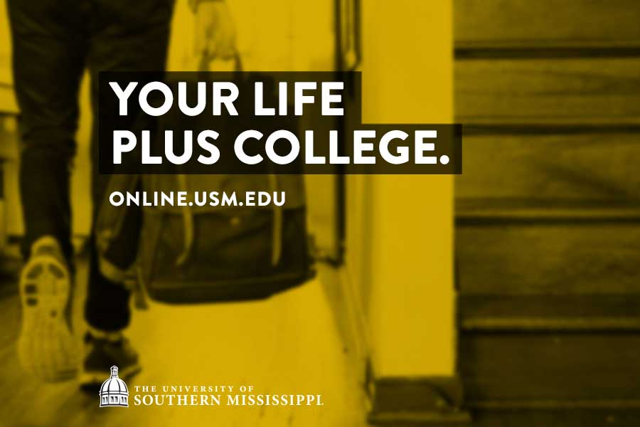 Welcome to Online at Southern Miss