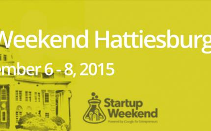 Startup Weekend Hattiesburg