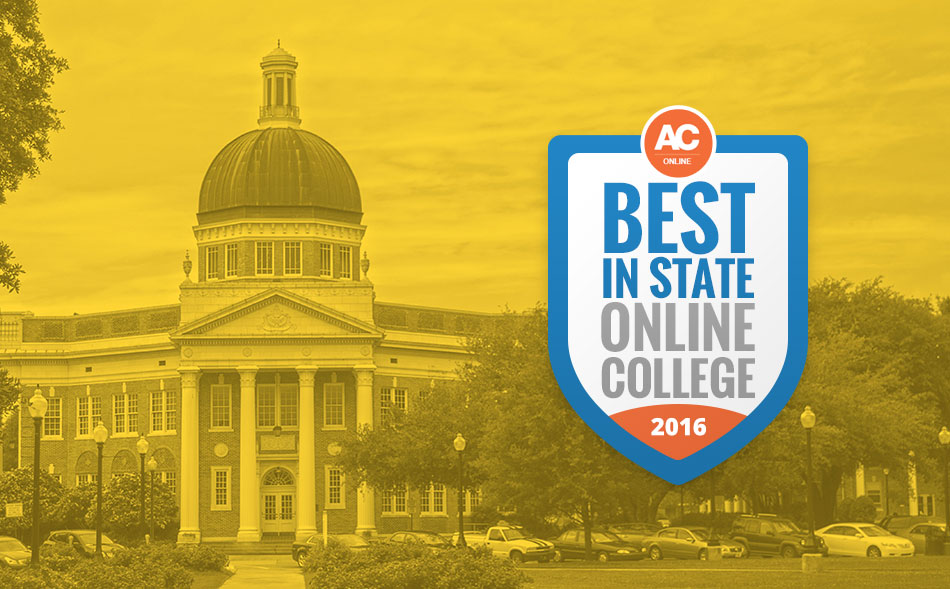 Best Online College in Mississippi