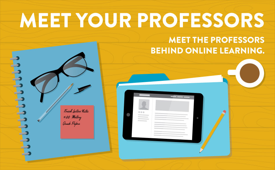 MeetYourProfessor · Online at Southern Miss
