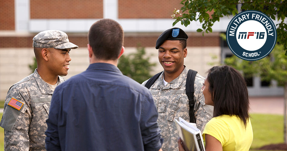 Online Learning for Military Veterans and Families