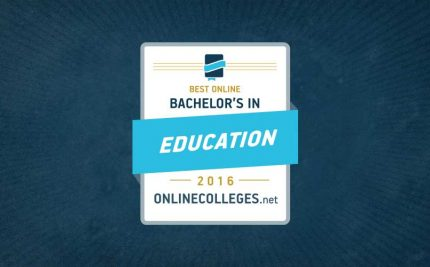 Best Online Bachelor's in Education 2016