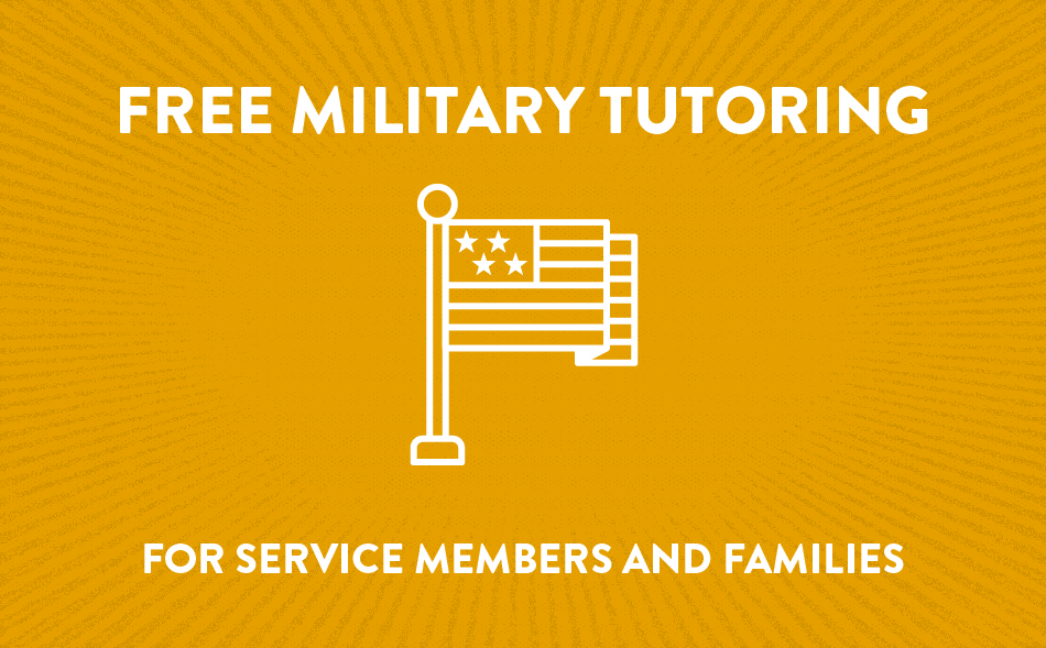 Free Online Military Tutoring