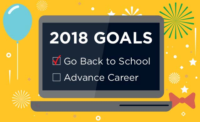 2018 New Year's Resolution: Getting Your Online Degree