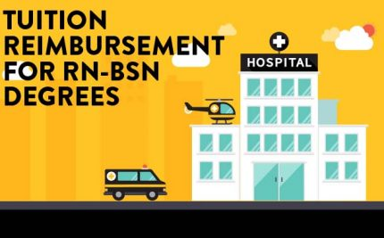 Tuition Reimbursement for RN to BSN Programs