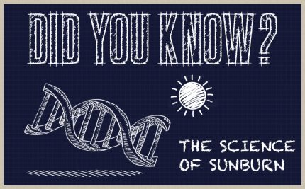 The Science of Sunburn – It's in Your DNA