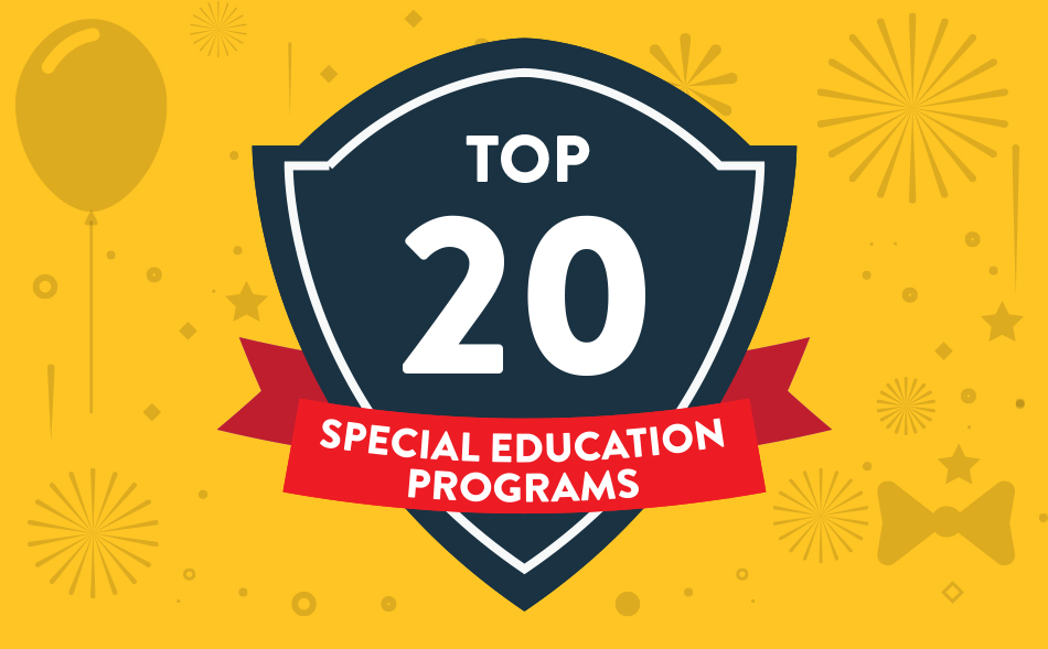Ranked No 3 In The Nation For Online Special Education Degree