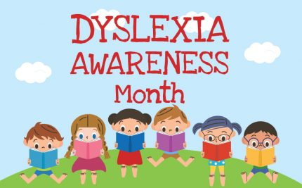 Learning More with Dyslexia Awareness Month