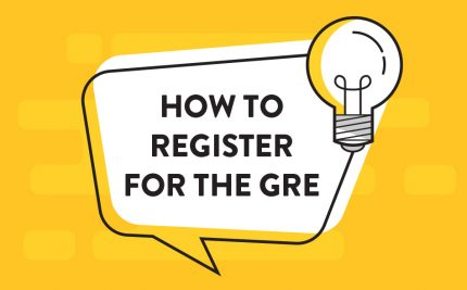 GRE Registration in Just a Few Minutes