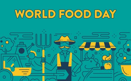 A Nutritionist's Role for World Food Day