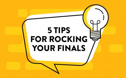 5 tip for rocking your final exams