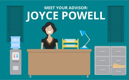 Meet Your IET Advisor: Joyce Powell