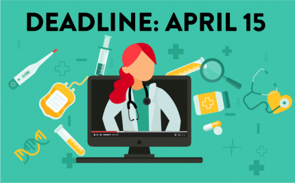 Online Nursing Leadership PhD Applications Due April 15