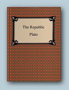 A picture of Plato's The Republic
