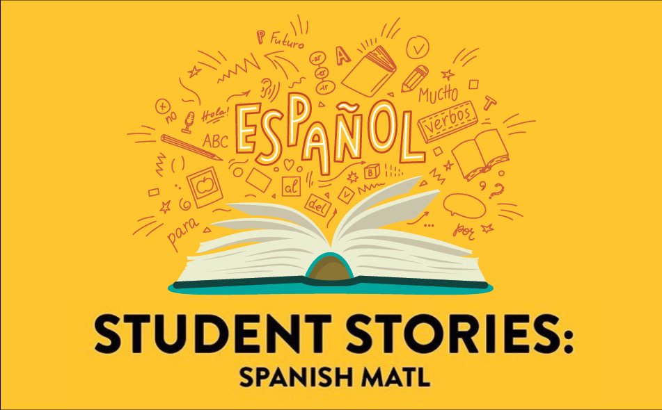 student stories spanish matl book